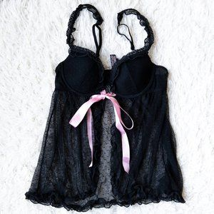 Victorias Secret Sexy Little Things Babydoll Teddy